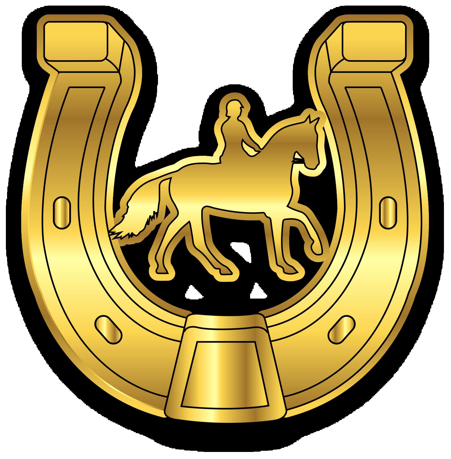 Goldenes Hufeisen